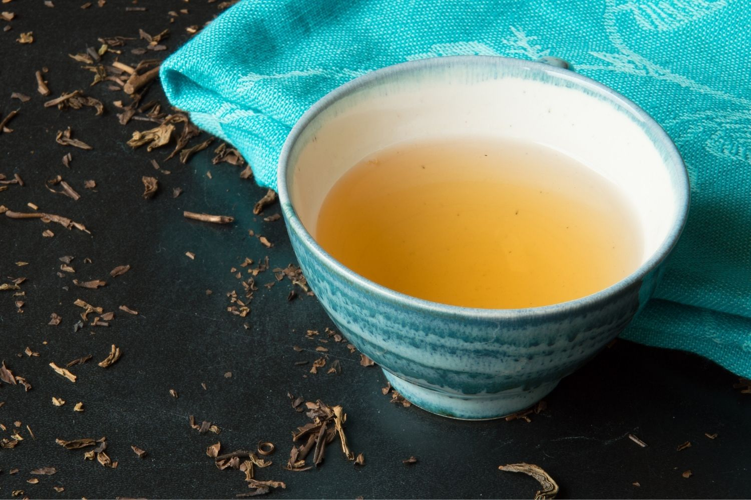 Tè Bancha